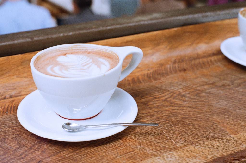 Latte Art Portada