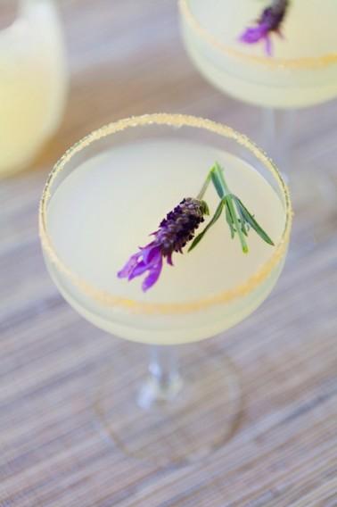 Vodka Lavender Lemonade