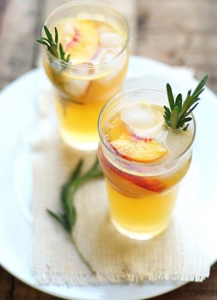 Cocktail melocotón