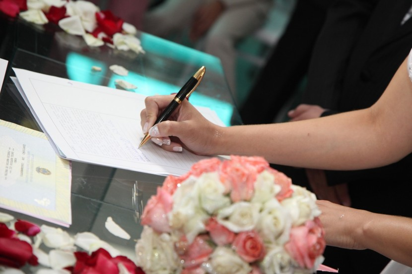 firma wedding catando emociones