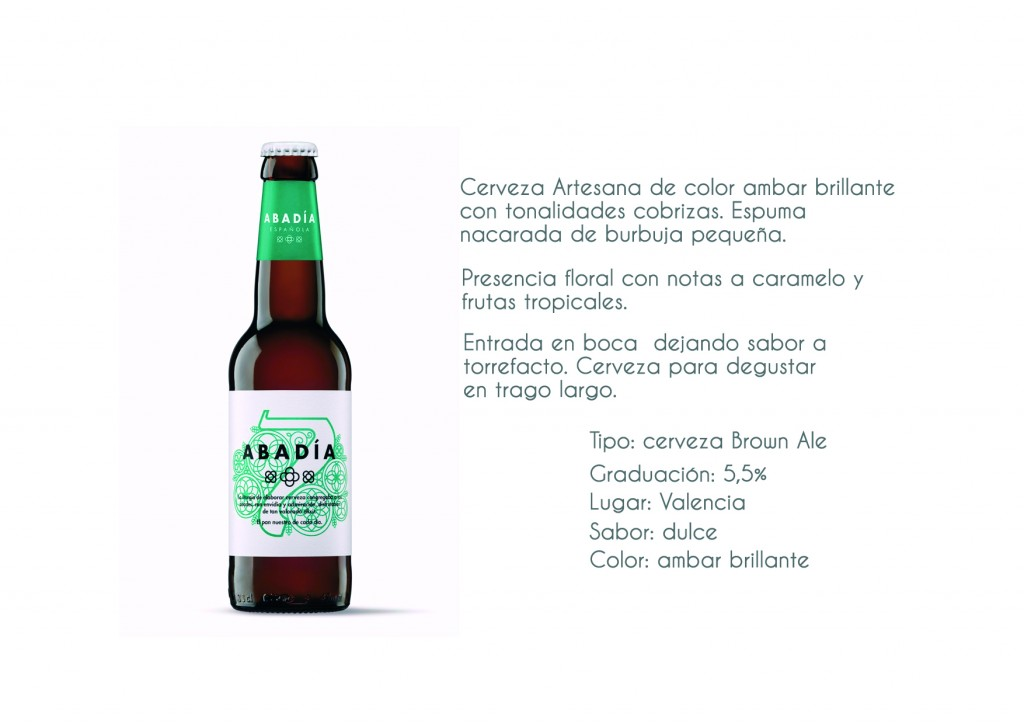 Cerveza Abadia 7 maltas