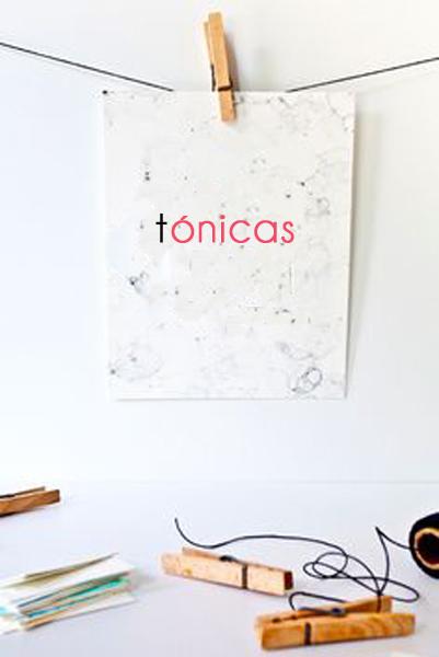 Tónicas