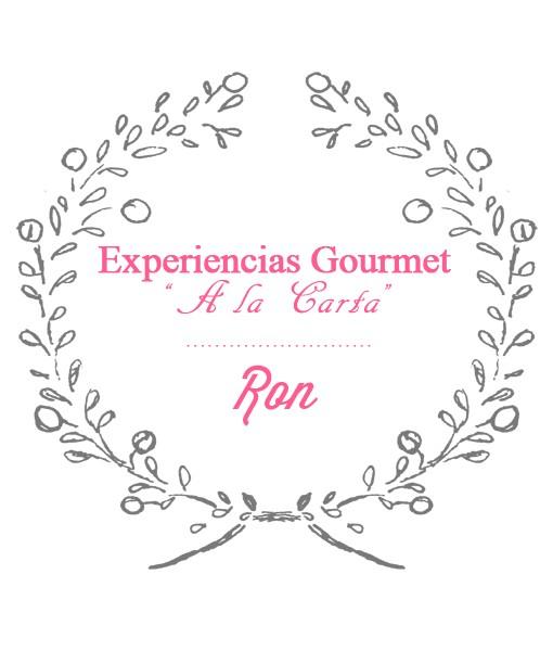 Experiencia Gourmet Ron