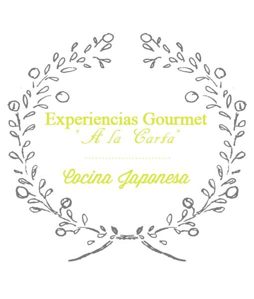 Experiencias A la carta Floral Cocina Japonesa
